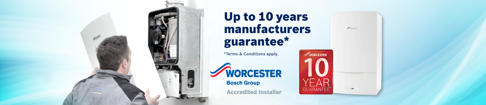 Worcester Boiler Guarantee Wentworth Way